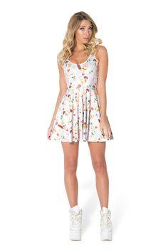 You Scream Ice Cream Scoop Skater Dress (USA LIMITED/WORLDWIDE 48HR) $85AUD ($80USD)