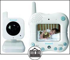 Weewell Monitoreo bebé vídeo  ✿ Vigilabebés - Seguridad ✿ ▬► Ver oferta: http://comprar.io/goto/B00GQ5PSJG
