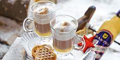 Rezept: Heißer Kakao mit Eierlikör