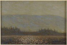 Tom Thomson Catalogue Raisonné   Canoe Lake, Algonquin Park, 1912 (1912.14)   Catalogue entry