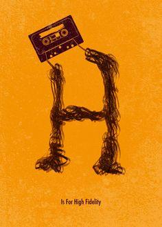 Meagan's Movie Alphabet: High Fidelity