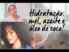Hidratação para cabelos: melhores produtos e receitas caseiras