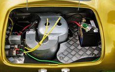 Goggomobil Dart motor