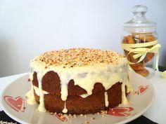 Yummy Baker: Mehevä Carrot Cake