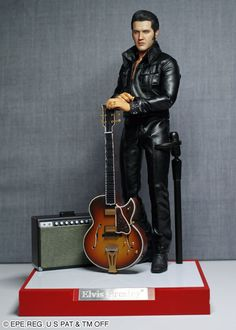 [EB-ELVIS] ENTERBAY Kotobukiya Elvis Presley - 68 Come Back Special Version - EKIA Hobbies