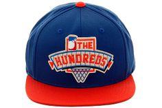 The Hundreds Draft Snapback Hat The Hundreds, Snapback Hats, Blue Orange, Royal Blue, Snapback