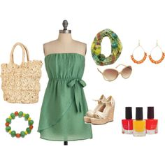 Green with envy, created by the5sumrfrds