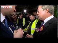 Nigel Farage Destroys A Leftist With No Debating