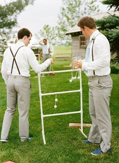 Wedding games cocktail hour fun 47 Ideas You are in the right place about vintage wedding games Here we offer you the most beautiful pictures about the festival wedding games you are looking for. Vintage Wedding Games, New Wedding Games, Wedding Reception Games, Reception Ideas, Game Cocktail, Garden Party Games, Wedding Activities, Reception Activities, Lawn Games
