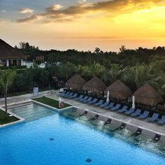 Perfect Weekend Escape to Mexico | Stroller in the City #Mexico #wintergetaway #paradisusresorts