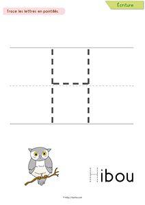 18 maternelle apprendre a ecrire lettre majuscule r fiche maternelle criture apprendre - H en majuscule ...