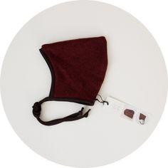 Kaschmir Mütze // Größe 68 / 3-6 Monate // Babymütze // Zwergenmütze // rot / braun // Wolle // Einzelstück // Upcycling von JIMMIWOW auf Etsy