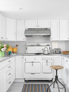 The Ultimate Guide to Kitchen Decorating.  Kitchen Designs - Pictures of Kitchen Designs and Decorating Ideas - Country Living