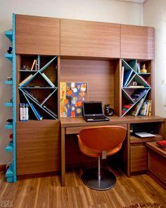 Home office: 30 ambientes pequenos e práticos