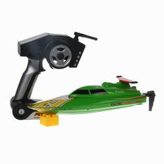 Sceek.com Best Drones 2015: Wltoys WL911 4CH 2.4Ghz R/C Freedom High Speed Racing Radio Remote Control RC Boat RTR (Green)