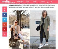 Camille / 25 mars 20153 looks, 3 blogueuses : Le trench par Kenza Sadoun El-Galoui, Le dressing de Leeloo et NOHOLITA3 looks, 3 blogueuses : Le trench par Kenza Sadoun El-Galoui, Le dressing de Leeloo et NOHOLITA   NOHOLITA