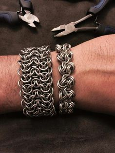 Hanibal King #Chainmaille