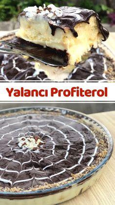 Turkish Recipes, Ethnic Recipes, Cake Recipes, Dessert Recipes, Pavlova, Beautiful Cakes, Delicious Desserts, Good Food, Brunch