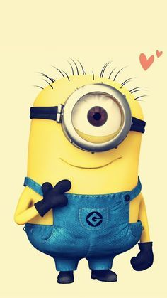 "After watched ""Despicable Me movie, I really want to make Minion Hat & Booties. I dont want just make ""minion"" buat I would make it as . Cute Minions Wallpaper, Minion Wallpaper Iphone, Iphone 6 Plus Wallpaper, Best Iphone Wallpapers, Funny Wallpapers, Sinchan Wallpaper, Wallpaper Backgrounds, Minion Art, Minions Love"