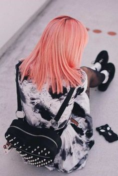 Pastel Hair Colors And#8211; Quartz Colors Inspiration ★ See more: http://lovehairstyles.com/pastel-hair-colors-quartz/