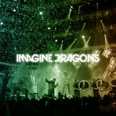 Feel 'On Top Of The World' with #ImagineDragons #EVOLVEWORLDTOUR