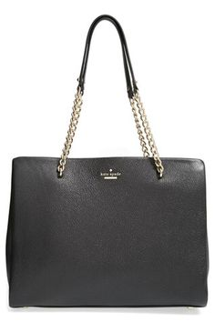 Emerson Place Smooth Phoebe Leather Shoulder Bag