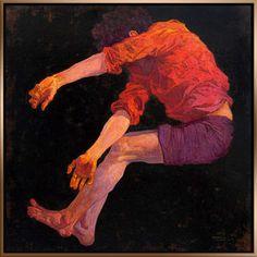 Denis Sarazhin - 53 Artworks, Bio & Shows on Artsy Painting Inspiration, Art Inspo, Dance Paintings, Wow Art, Selling Art, Art Sketchbook, Artist Art, Painting & Drawing, Art Reference