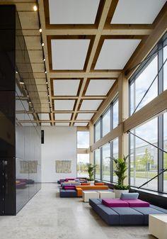 Ulls hus av Ahrbom & partner, foto Åke E:son Lindman – http://www.tidningentra.se/reportage/fem-vaningar-av-precision #arkitektur i trä