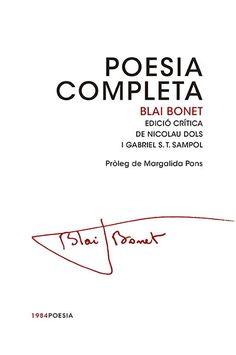 Poesia catalana -- S. XX