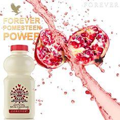 Forever Pomesteen Power is een multivitamine-drank die het lichaam voorziet van vitale antioxidanten en xanthonen. Antioxidanten beschermen ons lichaam tegen vrije radicalen, die een nadelig effect hebben op onze gezondheid.