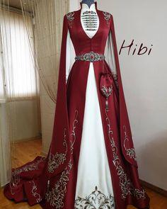 Beautiful Dress Designs, Beautiful Gowns, Fairytale Dress, Muslim Dress, Fantasy Dress, Special Dresses, Cosplay Outfits, Wedding Dress Styles, Dream Dress
