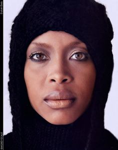 """Erykah Badu ...so sexy """"Being honest is my job. That's what music is for me."""""""