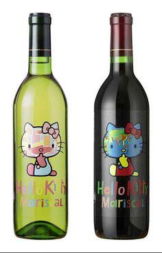 Hello Kitty Mariscal : ) PD