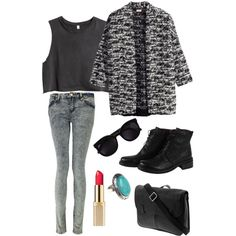 """Untitled #6"" by carlalandy on Polyvore"