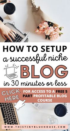 Are you interested in starting a blog but aren't sure where to start? Here is the best and easiest blog startup tutorial written by a professional blogger who makes a 6 figure income every year. This totally easy beginners tutorial is great for anyone looking to take up blogging and MAKE MONEY with their online business. #howtostartablog #bloggingformoney #howtostartaprofitableblog #howtomakeablogasidehustle #sidehustles #earnmoneyblogging #howtostartablogfordummies #easyblogtutorial… Work From Home Opportunities, Work From Home Jobs, Be Your Own Boss, Free Blog, Online Work, Way To Make Money, Extra Money, Online Business, How To Start A Blog