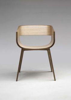Minimalistic chair, via FormFreundlich.de