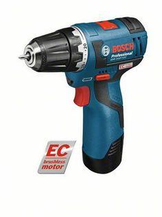 GSR 10,8 V-EC Professional Perceuse-visseuse sans fil Perceuse-visseuse sans fil | Bosch Professional