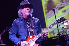 Guitarist Brad Whitford of Aerosmith performs onstage at The. Rock And Roll Bands, Rock Bands, Brad Whitford, Joe Perry, Steven Tyler, Aerosmith, Great Bands, Rock Stars, Hard Rock