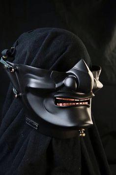 Samurai Menpo Mask  #airsoft #airsoftmilsim #worldairsoft #devtac #devtacjapan…
