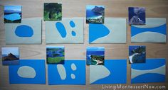 Montessori Monday - Land, Water, Air Activities from Montessori By Mom - LivingMontessoriNow.com