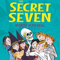 Q+A with award-winning author Pamela Butchart, author of Secret Seven Mystery of the Skull The Secret Seven, Enid Blyton, Detective, How To Find Out, Mystery, Skull, Author, Writing, Reading