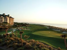 In Search of the Perfect Selfie: How Millennials Travel: LEAVE IT: THE LOWCOUNTRY OF GEORGIA & SOUTH CAROLINA Hitting the storied seaside links of the Lowcountry wasn't top of many Millennials' agendas. Resorts like Wild Dunes on the Isle of Palms (pictured) remain bastions of perfectly manicured elegance.