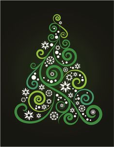 Embroidery Christmas Cards Xmas Trees 21 Ideas For 2019 Christmas Canvas, Christmas Paintings, Christmas Art, All Things Christmas, Christmas Tree Decorations, Christmas Holidays, Painted Christmas Tree, Christmas Tree Drawing, Vector Christmas