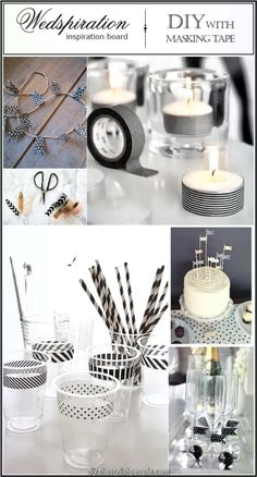 Excellent Discovered on: Pinterest (www.pinterest.com ...) - Pinterested @ wedspiration.com. #discovered #pinterest #pinterested #wedspiration White Party Foods, Party Food And Drinks, White Birthday Cakes, Diy Birthday, Craft Stick Crafts, Crafts For Kids, Diy Crafts, Decoration Evenementielle, Mickey Mouse Clubhouse Birthday