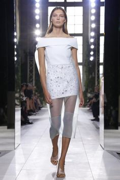 Balenciaga Ready To Wear Spring Summer 2014 Paris