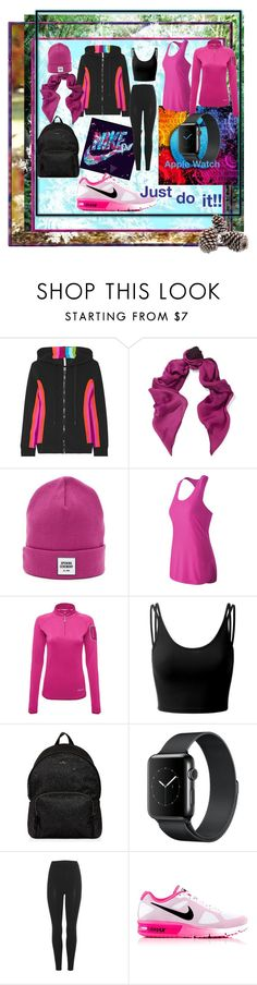 """""""Ready for the four seasons!"""" by jaja8x8 ❤ liked on Polyvore featuring Ann Taylor, No Ka'Oi, Halston Heritage, Opening Ceremony, New Balance, Doublju, Hogan, adidas Originals and NIKE"""