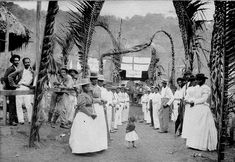 Emancipation Day, Jamaica.