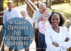 As Alzheimer's progresses, an individual's care needs become more complex. What Alzheimer's care options should you consider for your loved one? Learn more.