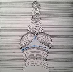 Nester Formentera est un artiste qui exerce son métier à Dublin, la capitale de l'Irlande. Je suis tombé sur son compte Instagram par hasard et j'ai découvert son travail. Le jeune homme est très doué, mais ce qui a particulièrement retenu mon attention, ce sont les dessins qu'il fait avec des traits. Il représente des […]