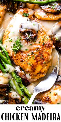 Chicken Madeira Cheesecake Factory, Cheesecake Factory Copycat, Chicken Cutlets, Chicken Breasts, Easy Dinner Recipes, Dinner Ideas, Dinner Options, Easy Recipes, Healthy Recipes